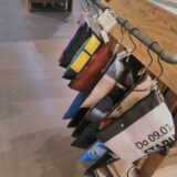 Bags made from Advertising banner